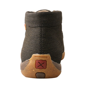 Picture of inside of Women's Twisted X Chukka Driving Moc WDM0144