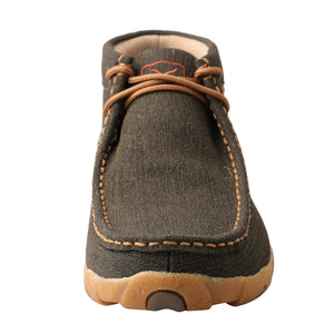 Picture of outside of Women's Twisted X Chukka Driving Moc WDM0144