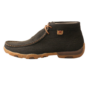 Picture of front of Women's Twisted X Chukka Driving Moc WDM0144