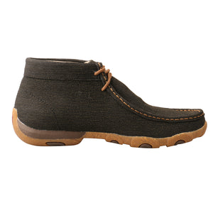 Picture of heel of Women's Twisted X Chukka Driving Moc WDM0144