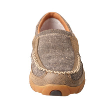 Load image into Gallery viewer, Picture of outside of Women's Twisted X ecoTWX Slip-On Driving Moc WDMS009