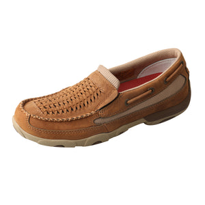Picture of front outside of Women's Twisted X Slip-On Driving Moc WDMS010