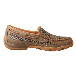 Picture of heel of Women's Twisted X Slip On Driving Moc WDMS020