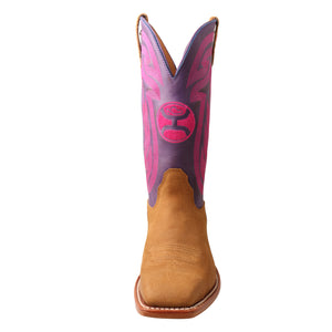 Picture of outside of Women's Twisted X Hooey Boot WHY0011