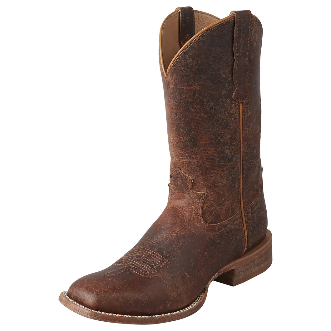 Picture of front outside of Women's Twisted X Rancher Boot WRAL013