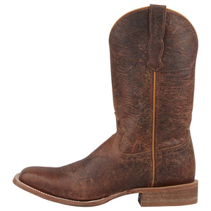 Picture of front of Women's Twisted X Rancher Boot WRAL013