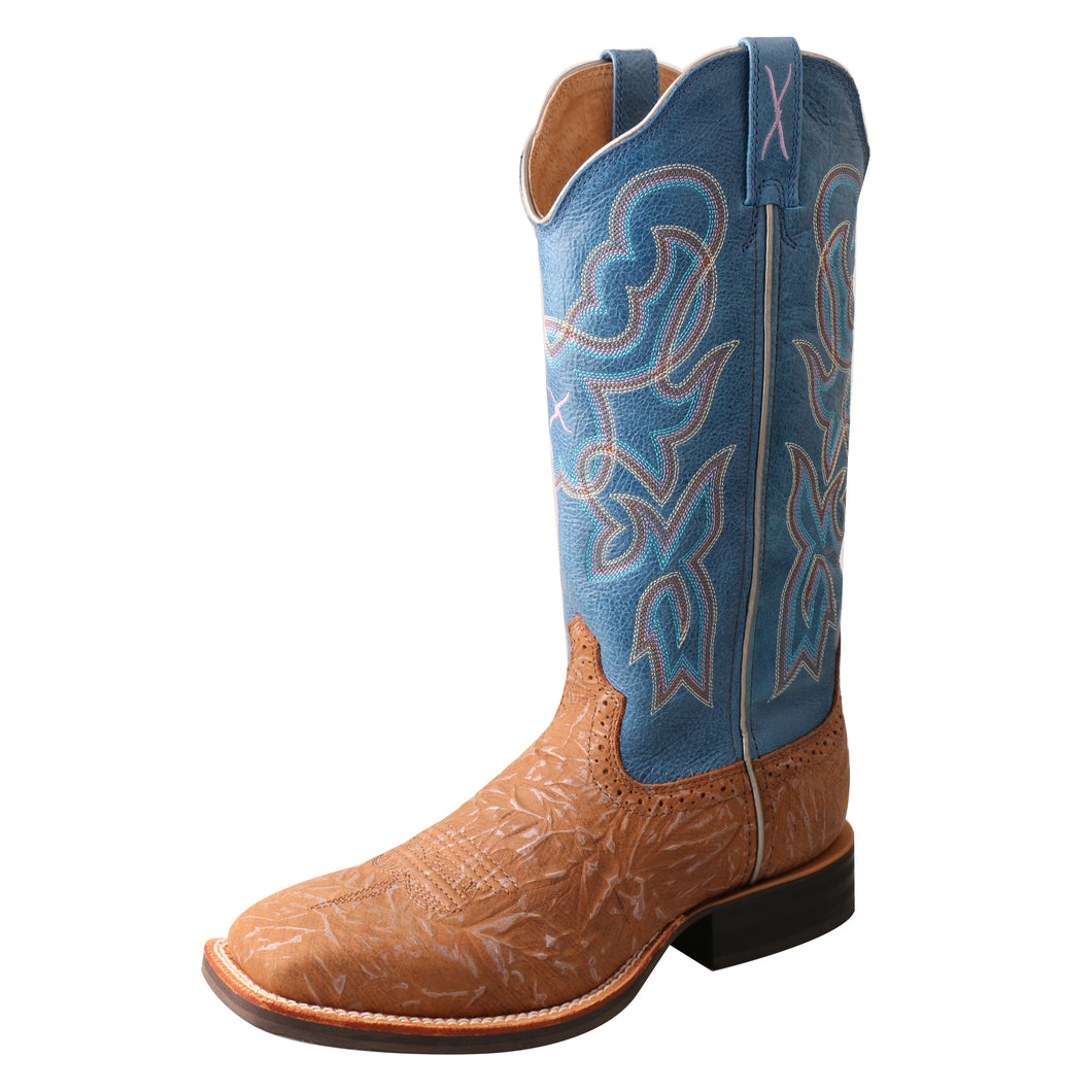 Picture of front outside of Women's Twisted X Ruff Stock Boot WRS0030