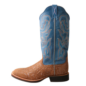 Picture of front of Women's Twisted X Ruff Stock Boot WRS0030