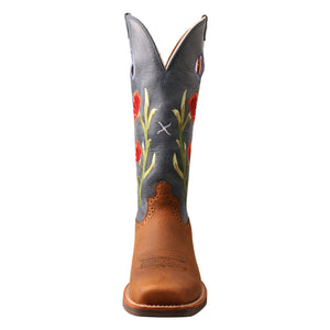 Picture of outside of Women's Twisted X Ruff Stock Boot WRS0031