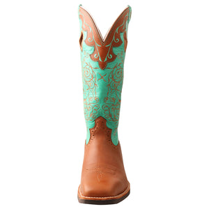Picture of outside of Women's Twisted X Ruff Stock Boot WRS0032