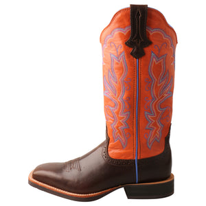 "Picture of front of Women's Twisted X 13"" Ruff Stock Boot WRS0033"