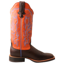 "Load image into Gallery viewer, Picture of heel of Women's Twisted X 13"" Ruff Stock Boot WRS0033"