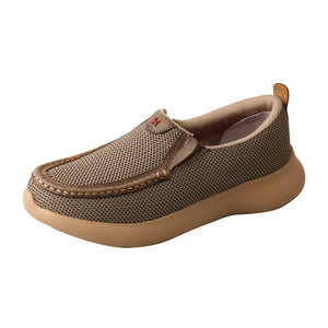 Picture of front outside of Women's Twisted X Slip-On EVA12R WRV0006