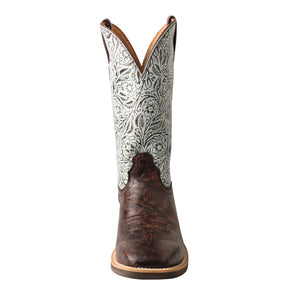 Picture of outside of Women's Twisted X Top Hand Boot WTH0015