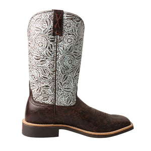 Picture of heel of Women's Twisted X Top Hand Boot WTH0015