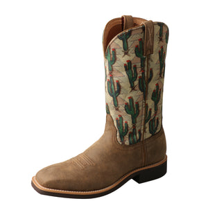 Picture of front outside of Women's Twisted X Top Hand Boot WTH0016