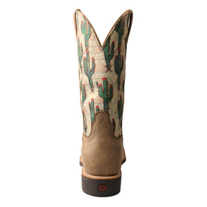 Picture of inside of Women's Twisted X Top Hand Boot WTH0016