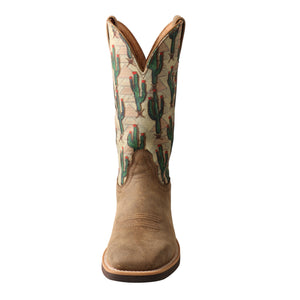Picture of outside of Women's Twisted X Top Hand Boot WTH0016