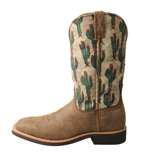 Picture of front of Women's Twisted X Top Hand Boot WTH0016