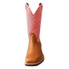 Load image into Gallery viewer, Picture of outside of Women's Twisted X Top Hand Boot WTH0018