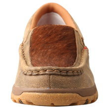 Load image into Gallery viewer, Picture of outside of Women's Twisted X CellStretch Slip-On Driving Moc WXC0011