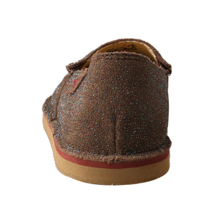 Picture of inside of Kid's Twisted X Slip-On Loafer YCL0003