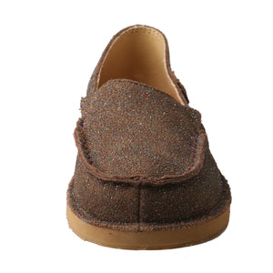 Picture of outside of Kid's Twisted X Slip-On Loafer YCL0003