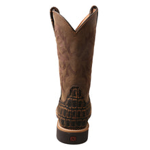 Load image into Gallery viewer, Picture of inside of Kid's Twisted X Western Work Boot YCW0011