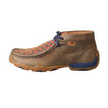 Load image into Gallery viewer, Picture of front of Kid's Twisted X Chukka Driving Moc YDM0038
