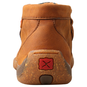 Picture of inside of Kid's Twisted X Chukka Driving Moc YDM0046