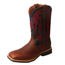 Load image into Gallery viewer, Picture of front outside of Kid's Twisted X Hooey Boot YHY0008
