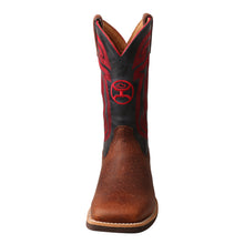 Load image into Gallery viewer, Picture of outside of Kid's Twisted X Hooey Boot YHY0008