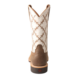 Picture of inside of Kid's Twisted X Top Hand Boot YTH0010