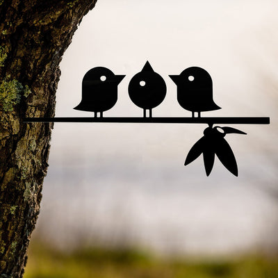 Metalbird - Birds in Trees - RCD Three Little Birds - Regular