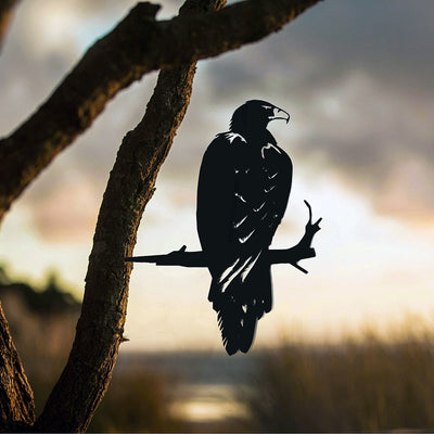 Metalbird - Birds in Trees - Wedge-Tailed Eagle - Large