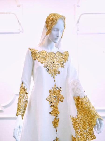 KHADEEJA GOLD EMPRESS (Limited Edition 1Pc Only)