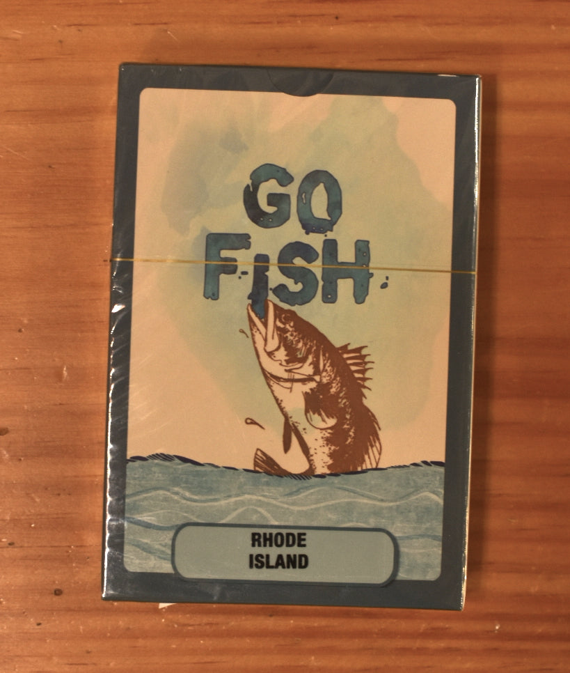 RI Go Fish Card Game