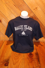 Load image into Gallery viewer, Rhode Island Sailboat T-Shirt
