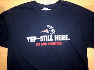 Yep Still Here T-Shirt