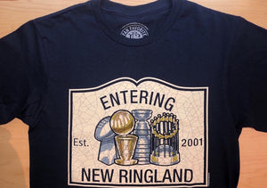 Entering New Ringland T-Shirt