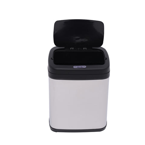 Automatic Sensor Stainless Steel Rubbish Bin