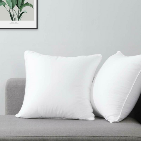 Pack of 2 Extra Deep Filed Cushion