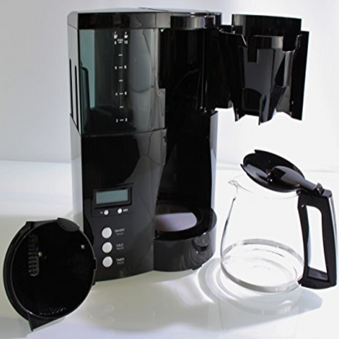 Filter Coffee Maker with Glass Pourer