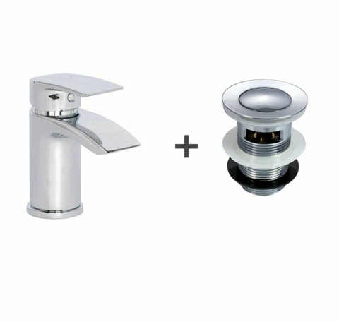 MODERN BATHROOM TAP (Zima basin)