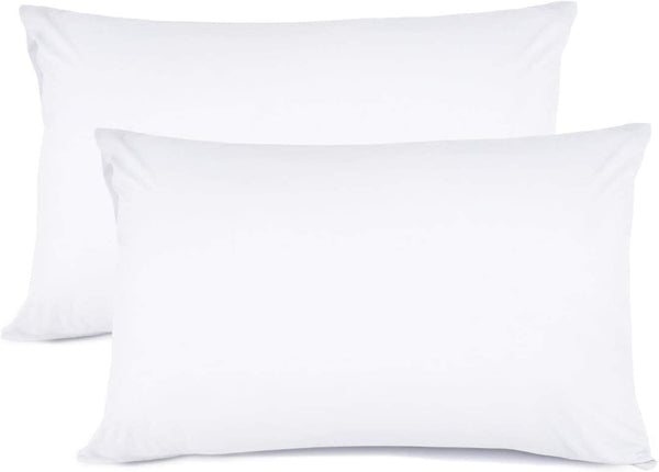 Egyptian Cotton Pair Of Pillowcases
