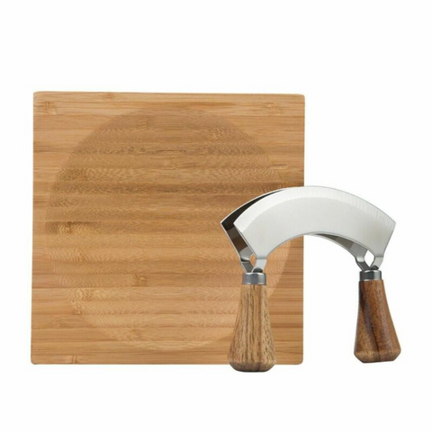 Portable Bamboo Chopping Board  Set