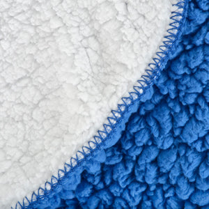 Large Luxury Sherpa Blanket