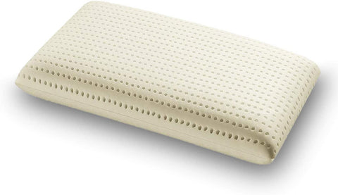 Natural Latex Pillow, 100% Cotton