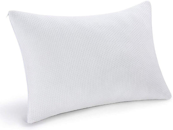 Memory Foam Pillow For Neck Support & Pain Relief