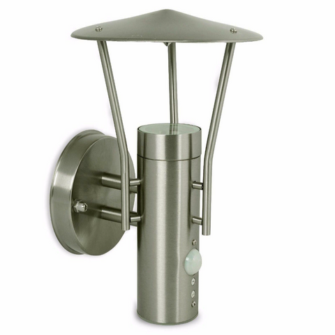 Pedestal Outdoor PIR Sensor Light